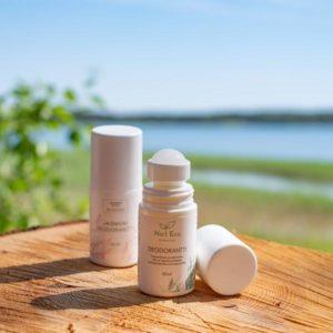 Roll-on deodorantti TYRNI – UNISEX! TEHOKAS! Alumiiniton, vegaaninen