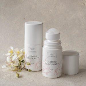 Roll-on deodorantti JASMIINI – Alumiiniton, vegaaninen